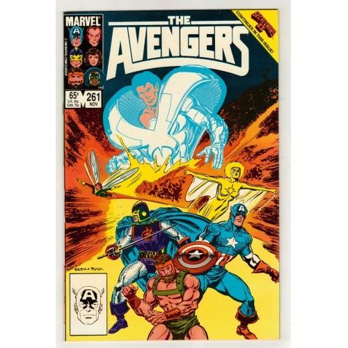 1985 Avengers Comic # 261 – FN