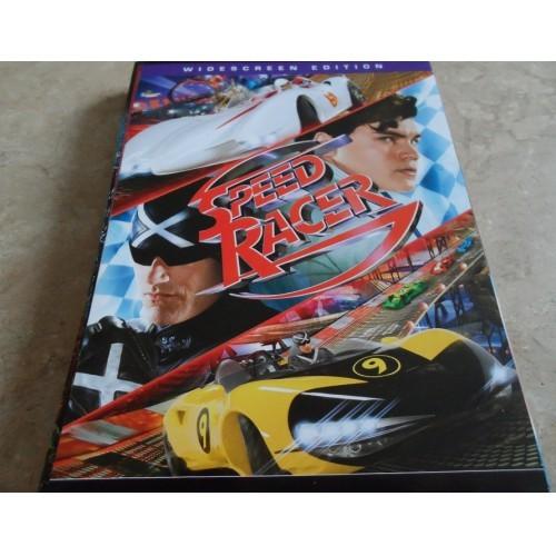 SPEED RACER DVD MINI POSTER