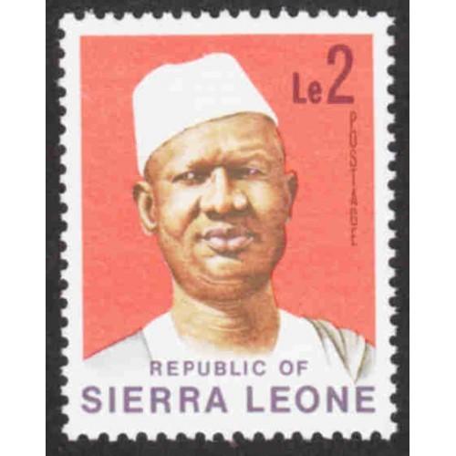 Sierra Leone - Scott #434 MNH (2)