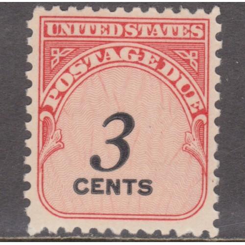 UNUSED/NH SCOTT #J91 (1959)