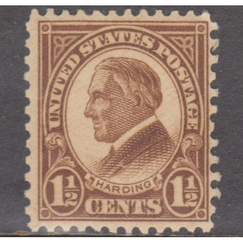 UNUSED/NH SCOTT #633 (1927)
