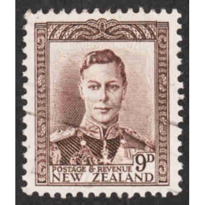 New Zealand - Scott #264 Used (1)