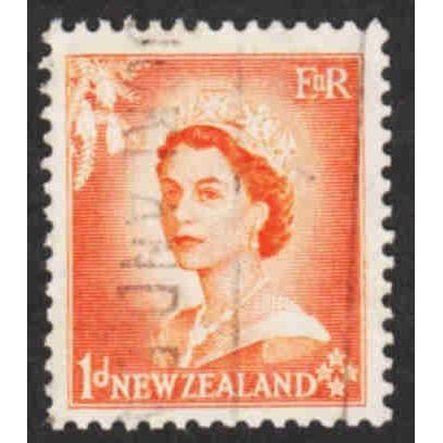 New Zealand - Scott #289 Used (2)