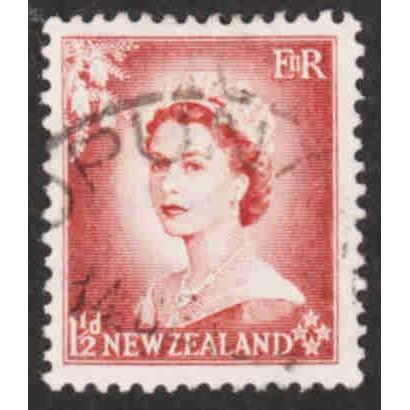 New Zealand - Scott #290 Used (1)