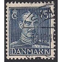 (DK) Denmark Sc# 287A Used