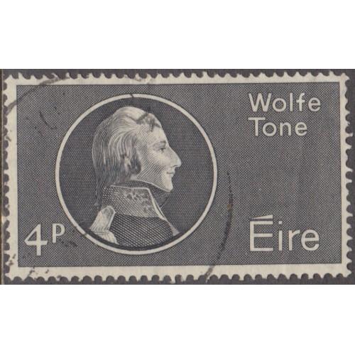 USED IRELAND #192 (1964)