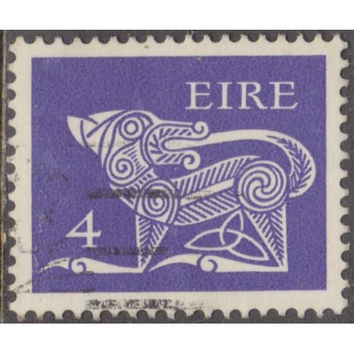 USED IRELAND #297 (1971)