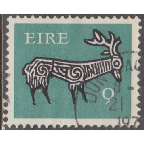 USED IRELAND #301 (1971)