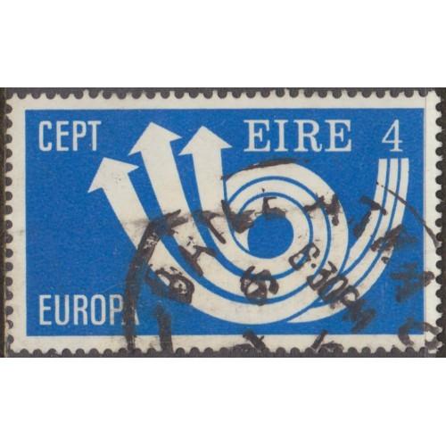 USED IRELAND #329 (1973)