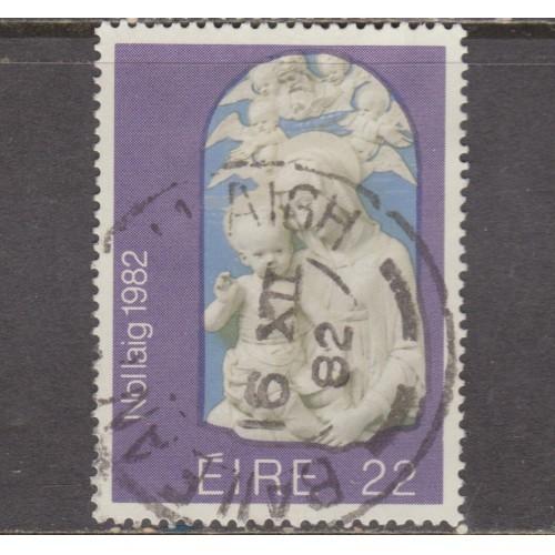 USED IRELAND #535 (1982)