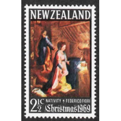 New Zealand - Scott #429 MNH (2)
