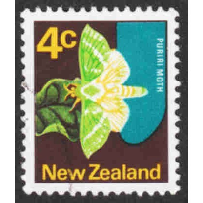 New Zealand - Scott #443 Used (1)