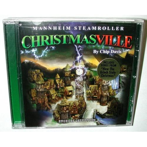 CCMN* Mannheim Steamroller (Christmasville)