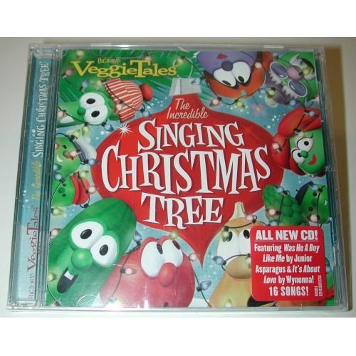 CCVT* Veggie Tales (Singing Christmas Tree)