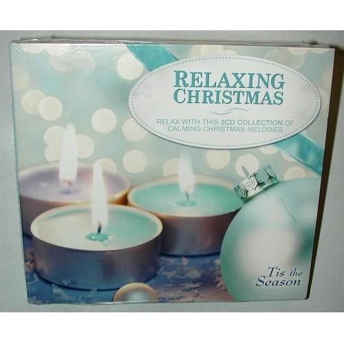 CCRC* Relaxing Christmas 2-CD's (Tis The Season)