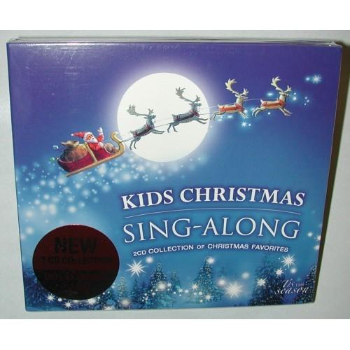 CCSA* Kids Christmas Sing-Along 2-CD Collection (Tis The Season)