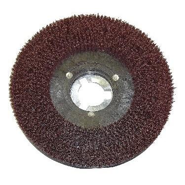 "Floor Machine Grit Scrub Brush 18"""