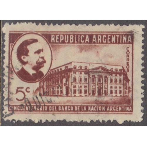 USED ARGENTINA #478 (1941)