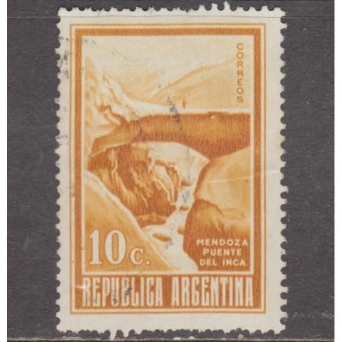 USED ARGENTINA #930 (1972)