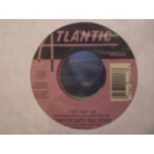 45 RPM: #3624 CONFEDERATE RAILROAD - THE BIG ONE & I HATE RAP / ATLANTIC 84441 /