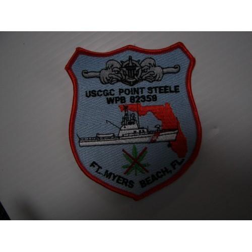 USCGC POINT STEELE PATCH