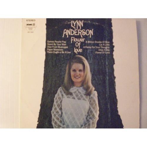 33 RPM: #70 LYNN ANDERSON - FLOWER OF LOVE / PICKWICK SPC 3267 / VG+ ..