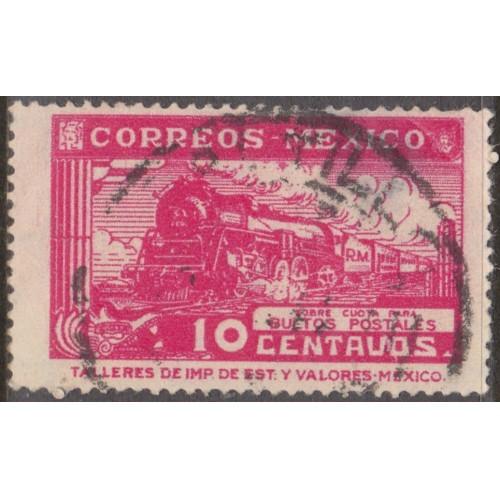 USED MEXICO #Q1 (1941)