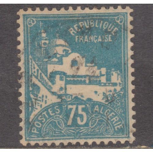 USED ALGERIA #55 (1929)