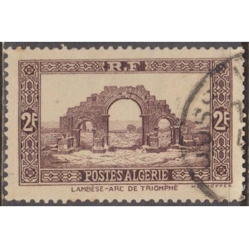 USED ALGERIA #101 (1936)