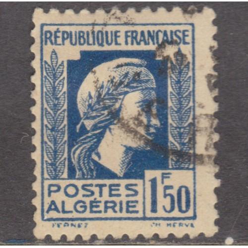 USED ALGERIA #179 (1944)