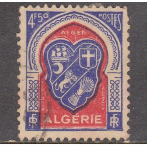 USED ALGERIA #220 (1947)