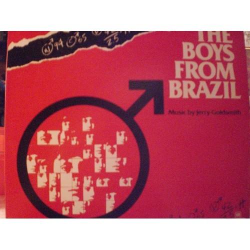 33 RPM: #238 SOUNDTRACK - THE BOYS FROM BRAZIL / A&M PROMO SP 4731 / VG+