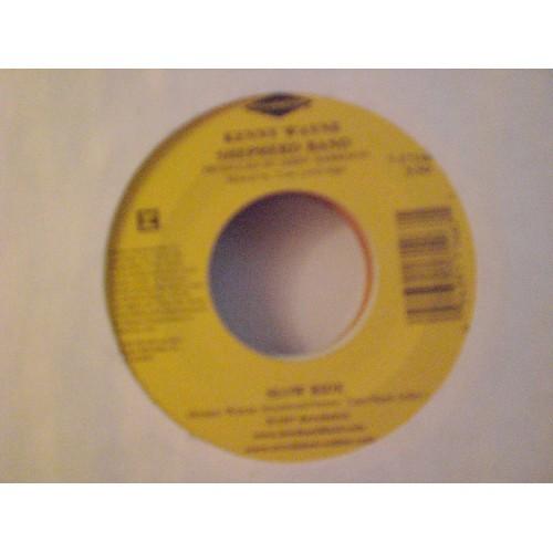 45 RPM: #384 .. KENNY WAYNE - SOMEHOW, SOMEWHERE, SOMEWAY & SLOW RIDE / VG+ / RE