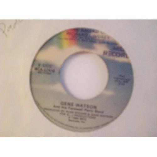 45 RPM: #389 .. GENE WATSON - THE BALLAD OF RICHARD LINDSEY & LITTLE BY LITTLE /