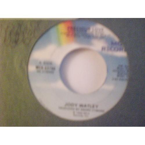 45 RPM: #399 .. JODY WATLEY - PRECIOUS LOVE (3:50 & 5:00) VG+ / MCA 53790