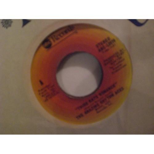45 RPM: #501.. AMAZING RHYTHM ACES - THIRD RATE ROMANCE & MYSTERY TRAIN / ABC 12