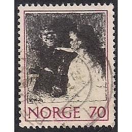 (NO) Norway Sc# 581 Used