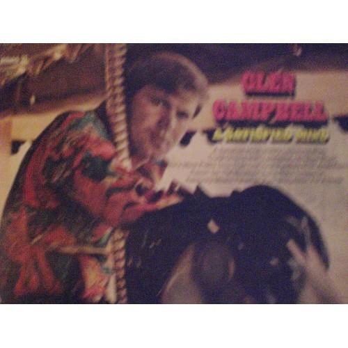 33 RPM: #319.. GLEN CAMPBELL - A SATISFIED MIND / PICKWICK SPC 3134 / VG+