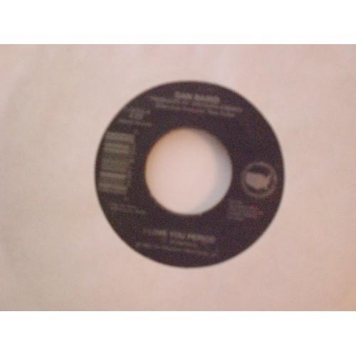 45 RPM: #1024.. DAN BAIRD - I LOVE YOU PERIOD & LOST HIGHWAY / DEF AMERICAN