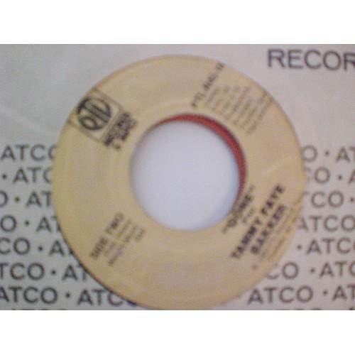 45 RPM: #1030.. TAMMY FAYE BAKER - IF IT HAD NOT BEEN & GONE / PTL CLUB 1821 ..