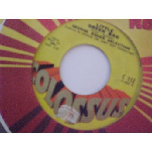 45 RPM: #1051.. GEORGE BAKER SELECTION - LITTLE GREEN BAG & PRETTY LITTLE DREAME