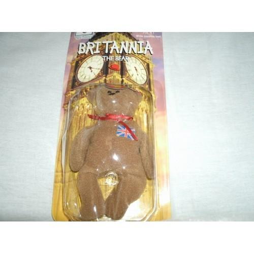 BRITANNIA Bear Ty Beanie Baby