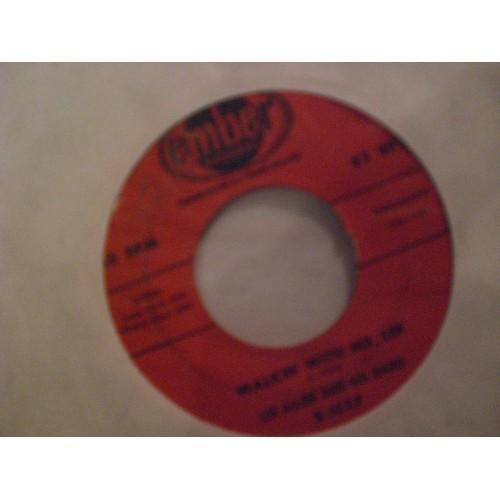 45 RPM: #538.. 1957 LEE ALLEN - WALKIN' WITH MISTER LEE &  PROMENADE / EMBER 102