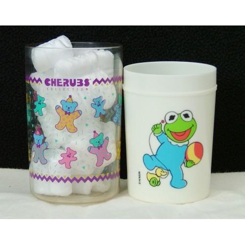 CHERUBS AND KERMIT KIDS CUPS