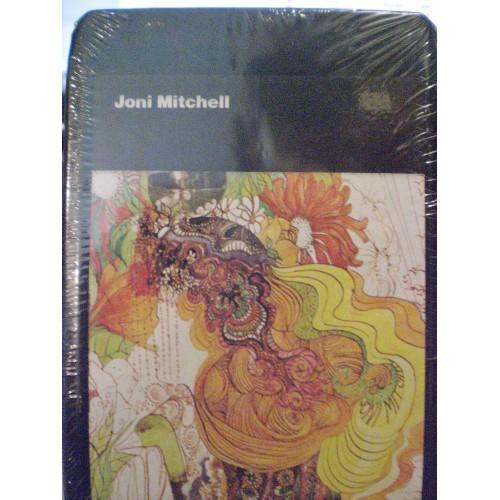 SEALED 8 TRACK: #292.. JONI MITCHELL - REPRISE 6293