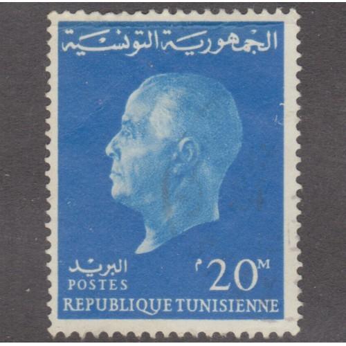USED TUNISIA #426 (1962)