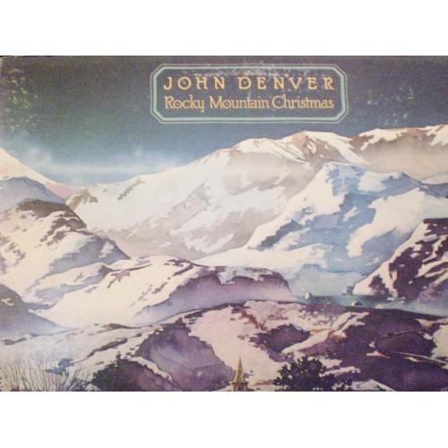 33 RPM: #504.. JOHN DENVER - ROCKY MOUNTAIN CHRISTMAS / RCA VICTOR APL1-1201
