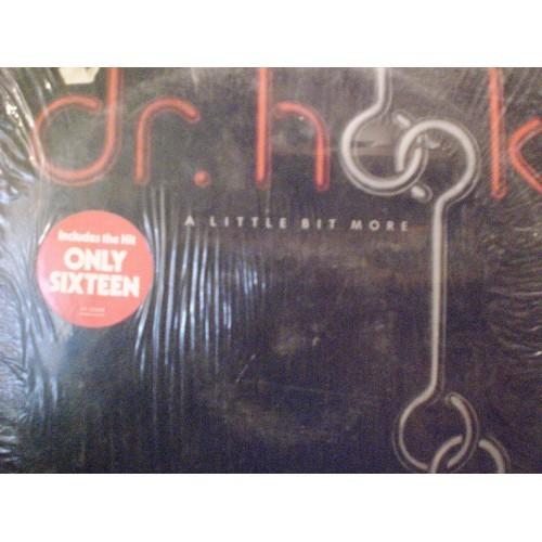 33 RPM: #547.. DR. HOOK - A LITTLE BIT MORE / CAPITOL ST 11522 / VG+ ..