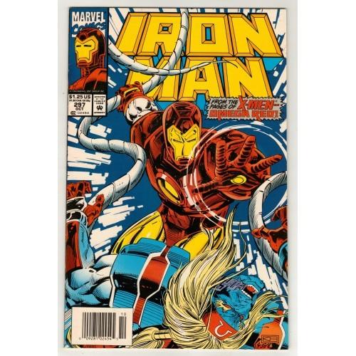 1993 Iron Man Comic # 297 – NM