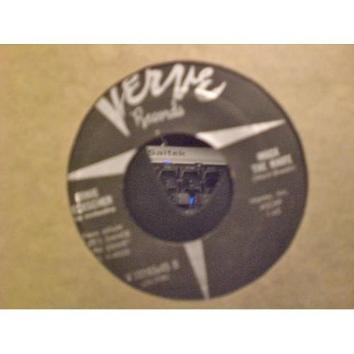 45 RPM JAZZ:  #79 ERNIE HECKSCHER - MACK THE KNIFE & LIMEHOUSE BLUES / VERVE 101